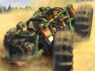 обои Jak 3 by Naughty Dog фото