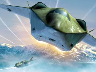 обои Dropship: United Peace Force фото