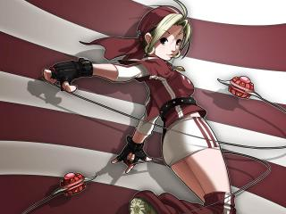 обои The King of Fighters wallpapers фото