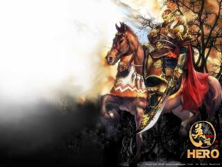 обои Hero Online MMORPG фото