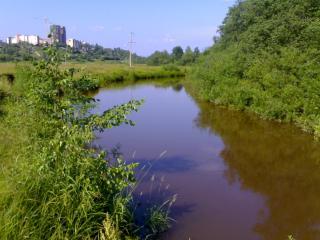 обои Река Гайва фото