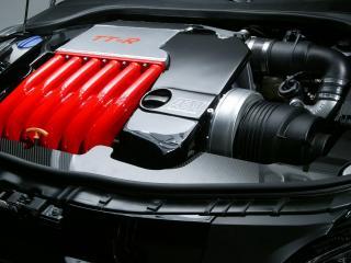 обои Audi TT ABT вид  со стороны двигателя фото