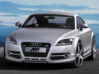 обои Audi TT abt вид  спереди_ фото