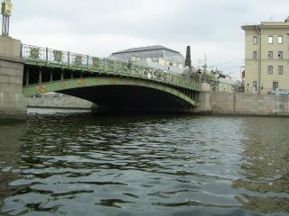 обои Мост через канал фото