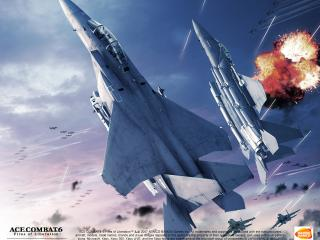 обои Ace Combat 6: Fires of Liberation фото