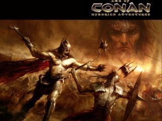 обои Games Age of Conan фото