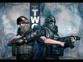 обои Games Army of two фото