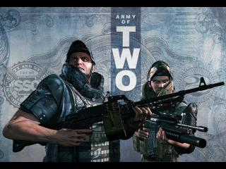 обои Games Army of two Game фото