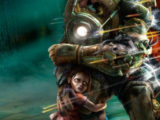 обои Games Bioshock фото