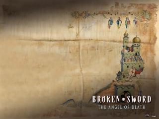 обои Broken Sword фото