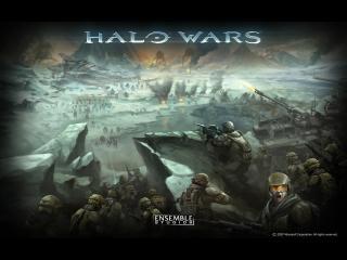 обои Games hald wars фото