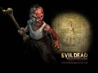 обои Games evil dead game фото