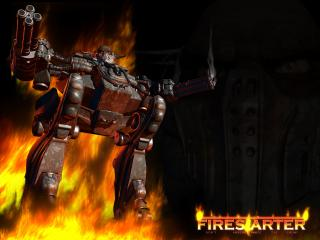 обои FireStarter (PC Game) фото