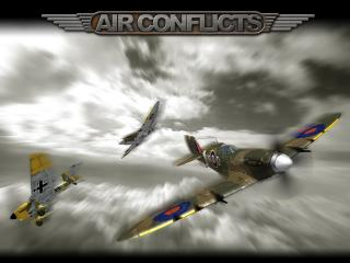 обои Air Conflicts (PC Game) фото