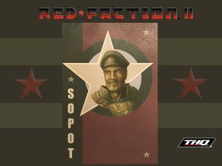 обои Red Faction фото