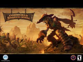 обои Games Oddworld фото