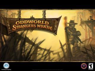 обои Games Oddworld игра фото