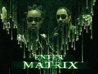 обои Games Matrix игра фото