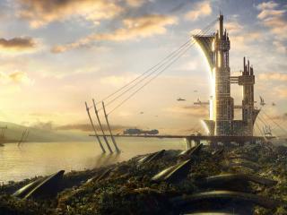 обои Games River city фото