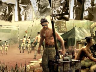 обои Games Vietcong фото