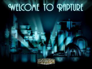 обои Welcome to Bioshock фото