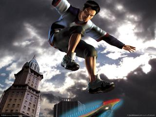 обои AirBlade,   PlayStation 2 Game фото