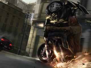 обои The Wheelman (Vin Diesel Game) фото