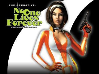 обои The Operative - No One Lives Forever фото