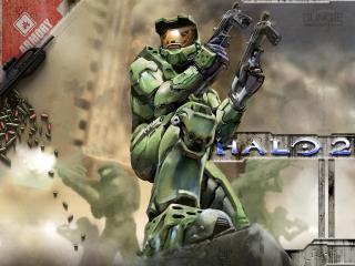 обои Halo 2,   First-person Shooter фото