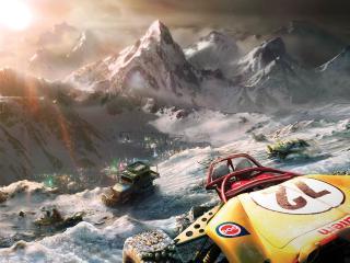 обои MotorStorm - Arctic Edge фото