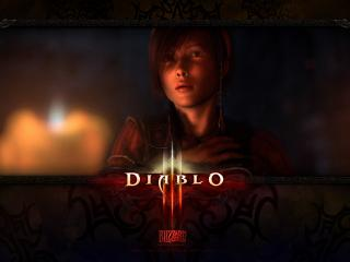 обои Diablo III (Computer Game) фото
