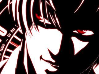 обои Kira,   Death Note,   Japanese Manga фото