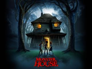 обои Monster House фото