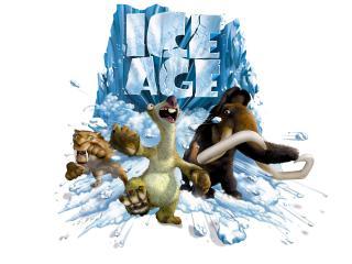 обои Ice Age,   2002,   Cartoons фото