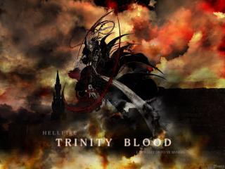 обои Trinity Blood - Hellfire фото