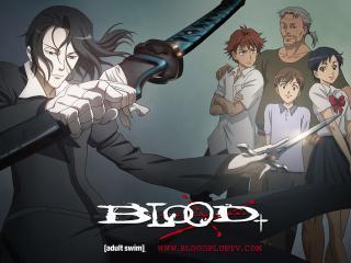 обои BloodPlus (TV Series),   2005,   Anime-Manga-Comics фото