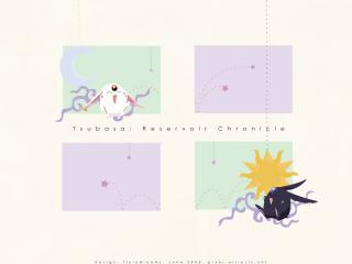 обои Tsubasa: Reservoir Chronicle фото