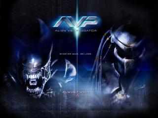 обои AVP - Alien vs. Predator,   2004 фото