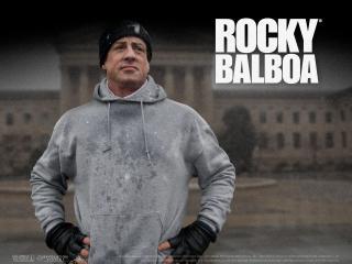 обои для рабочего стола: Rocky Balboa,   2006