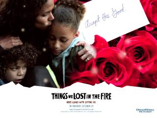 обои Things We Lost in the Fire фото