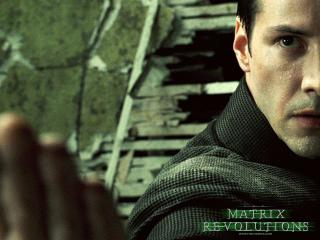 обои The Matrix Revolutions фото