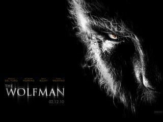 обои The Wolfman,   2010 фото