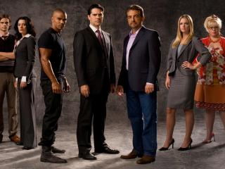 обои Criminal Minds (TV Series) фото