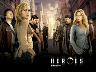 обои Heroes - Season 2 фото
