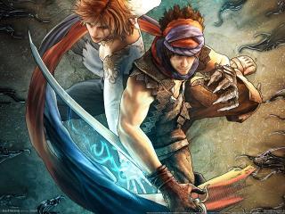 обои Prince of persia Игра фото