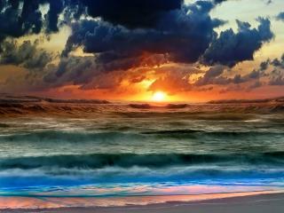 обои Летнее солнцестояние фото
