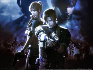 обои Resident Evil The Darkside Chronicles фото