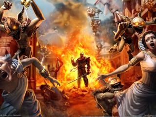 обои Game overlord II фото