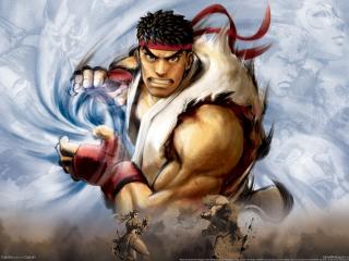 обои Street fighter 4 игра фото