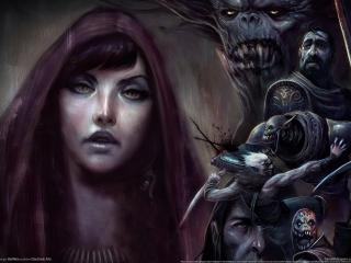 обои Game dragon age origins фото